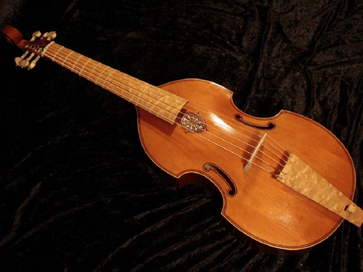 Viols, barytons & lirone