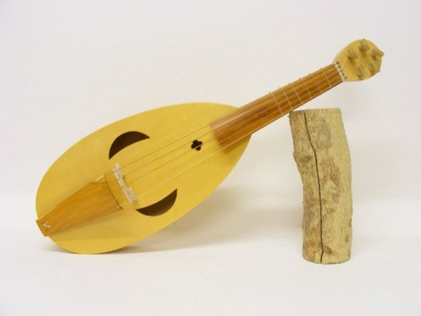 Vielles (medieval fiddles)